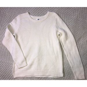 Old Navy knit sweater sz XL